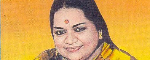Legends of Music – Madras Lalitangi Vasanthakumari (MLV)